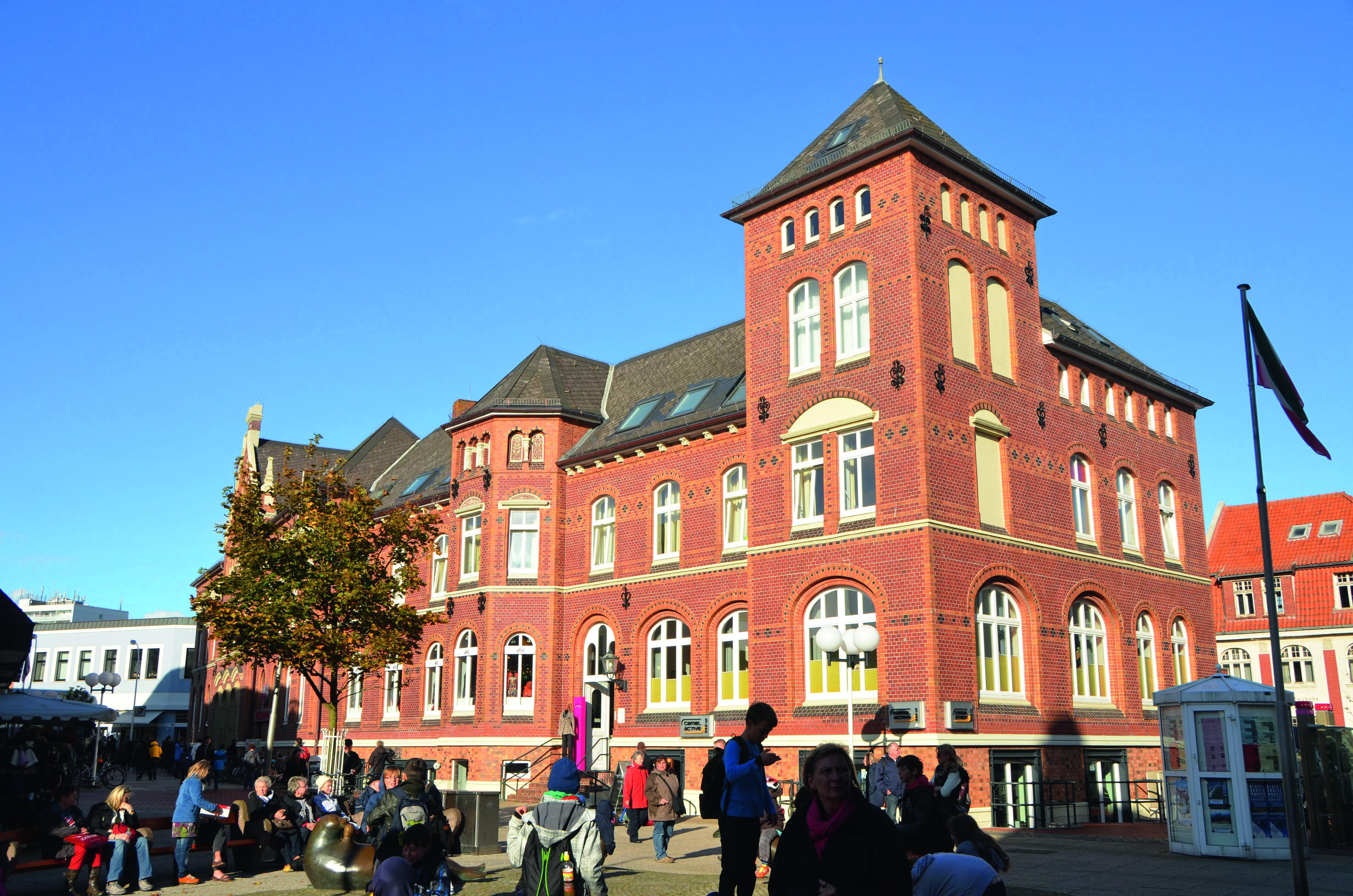 Banken Norderney